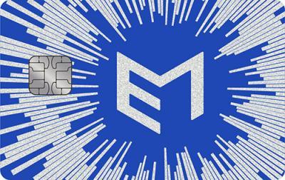 Metal fusion payment card