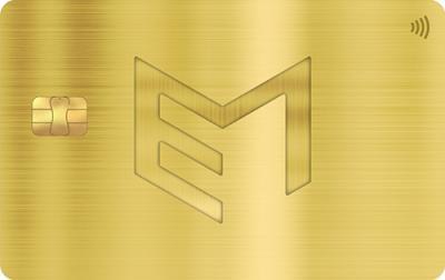 Metal hybrid payment card