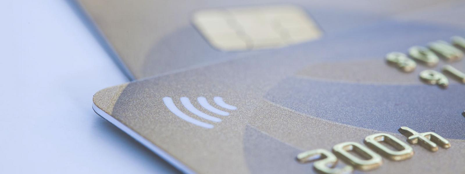 contactless banking cards