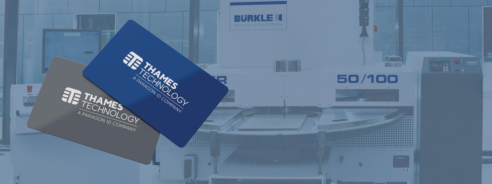 Buerkle laminator increasing production capacity at Thames Technology