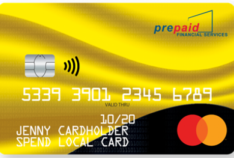 Jersey Spend local card